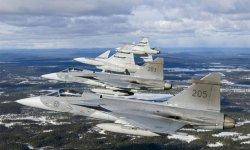 JAS Gripen (mil.se, Stas Aviation Press)